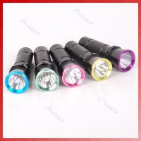 Bike Bicycle Front LED Lamp Light Torch Flashlight 7W