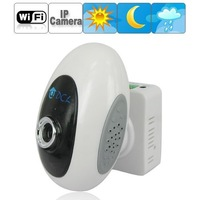 2.4GHz Wireless and Wired IR-Cut IP Security Camera Support Nightvision