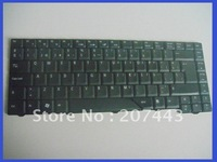 New and original UK version Layout  Laptop Keyboard  NSK-H370C 9J.N5982.70C FOR Acer Aspire 4710 4520 4720 5520 5920