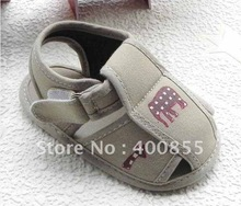 15pairs/lot So cute baby sandals,Baby toddler shoes,baby footwear,Toddler sandals!discount shipping(China (Mainland))