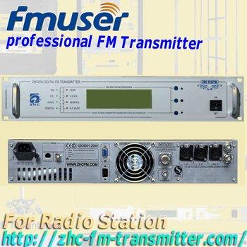 CZH618F 5w fm radio broadcast  transmitter PLL stereo fm broadcast transmitter small fm radio staion equipment 81-108MHz