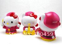 wholesale 70Pcs Hello kitty crafts gift Cartoon Coin money-box