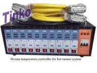 Hot runner mold temperature controller