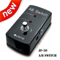 JOYO Guitar Effect pedal JF-30 A/B Switch,  channel indicator light/True bypass design