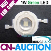 FREE SHIPPING! Bridgelux LED Chip 1W Green, High Power LED Lamp Beads, 45mil, LED Lighting 200pcs/lot (CN-BLC08) [Cn-Auction]