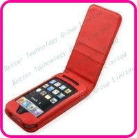 2013 new PU Leather Wallet Case Skin Cover Pouch for iPod Touch 5 5th Gen 5G With Credit Card Insert Pocket