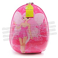 "12"" inches school bag,butterfly for children backpack,Travel trunk/ABS hard egg shell luggage/sports bag traveller case box"