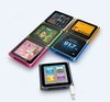 new mp3 mp4 player 8GB 1.5 inch screen With FM,TEXT reader,Audio recorder in original box Free shipping