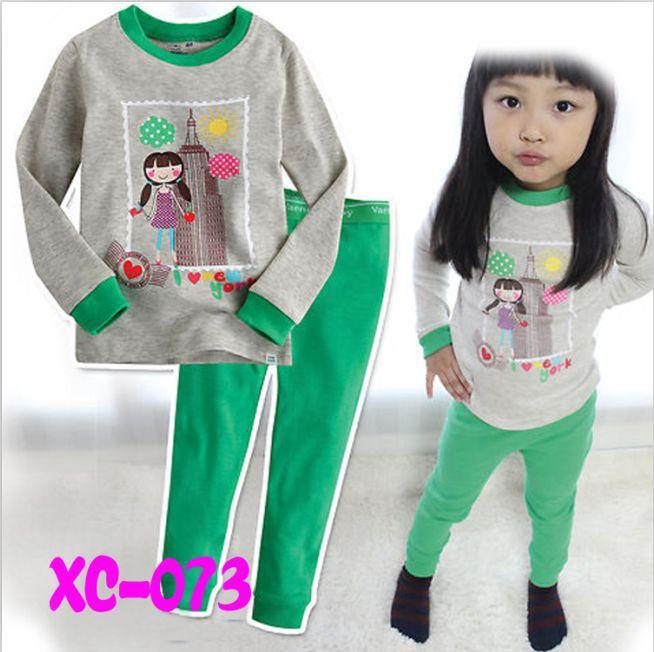 4sets/lot Girls Spring clothing set, children suits sets, baby formal suit ...