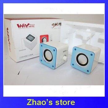 China brand mini portable speaker notebook speaker computer speaker more detail photoes freeshipping