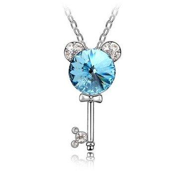 wholesale! Rhinestone crystal necklace  fashion necklace made with Swarovski Elements