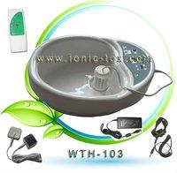 New  ion cleanse body  detox footbath health spa WTH-103 2pcs/lot