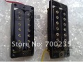 Free shipping   Electric guitar parts, open pickup double-wire