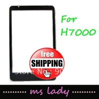 Hero H7000 touch screen for replacement outer screen H7000 touch panel free shipping  airmail+tracking code