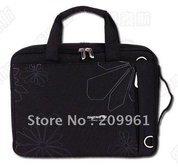 SHENETS 4 color 15 inch Shockproof Multi-purpose laptop notebook messenger bags case Shoulder Fashion briefcase backpack freesh