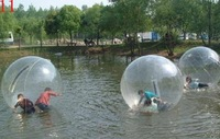 The kids are playing 2M walking Water Ball,Regular factory, more secure!free shipping