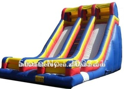 Inflatable Air Slide/ Inflatable Bouncy Slide/ large inflatable slide(China (Mainland))