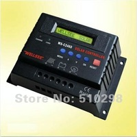 sun solar  power supply solar charge-discharge controller 50A 12V/24V  Automatically adapt solar system accessories