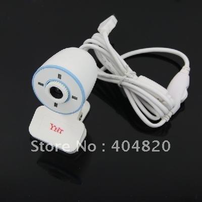 901143-JM11082413 New 5M USB WEBCAM WEB VIDEO CAMERA FOR PC LAPTOP WHITE ...