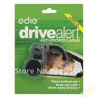 Free shipping /Brand New Black Anti-Dozing/ Drowsy Larum Drive Safety Alert Alarm 10pc/lot