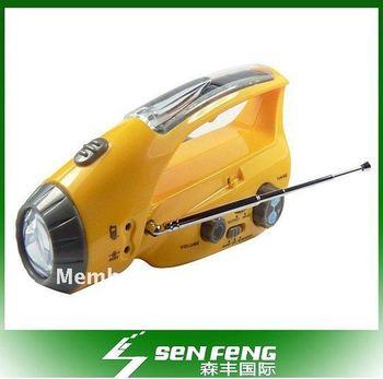 portable solar radio Mini Solar Radio