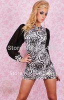 High quality! Fashion Dress, Mini Clubbing Dresses,DL2379