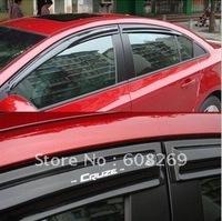 freeshipping! 2012 Wholesale The Chevrolet CAPTIVA special block with bright rain cover /WINDOW VISOR SUN RAIN GUARD