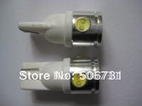 Wholesales auto led bulb T10 2.5W  White  20pcs/lot   Free shipping !