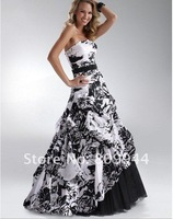 ED011 dropshipping New style sexy best selling sleeveless evening dress