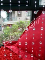 decorative crsytal bead curtain