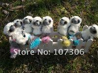 Free shipping+wholse 20pcs/lot small soft plush monkey keychain/monkey Mobile phone Strap//keychain/promotion gifts/mixed order