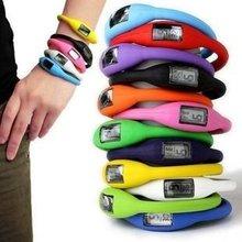 Z59 12 colours wholesale Free shipping 2012 fashion NEW Anion Sports Wrist Bracelet Silicon Unisex Digital Watch