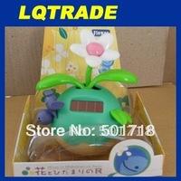 Apple flower/Solar doll / car accessories/ furnishing articles
