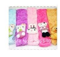 Fashion Child Cartoon Plush Neck Shawl Scarf Wrap Scarf