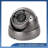 420TVL Vadalproof varifocal cctv IR Dome Camera