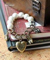 Girls' nice charm bracelets, Ethnic style new design bracelets J4276