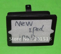 20pcs/lot&free shipping Leather Case Cover Skin For Apple Ipad 3 3nd By deduction