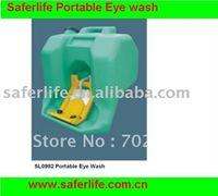 Portable eye shower Emergency Eye washer EYEWASH Shower PE