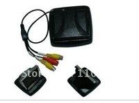 Mini Digital 3.5'' Flip Up Rear View 4:3 Lcd Monitor Free shipping
