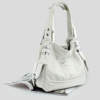 Yimiyangguang America package 2012New Korean handbag Classic modern shoulder handbags Temperament rivet package-