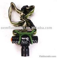 Cree Q5 Adjustable Headlamp (1*14500)