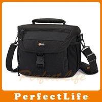 Lowepro Nova 180 AW Black shoulder Digital SLR Camera Backpack Bag Case wholesale A07AACD001