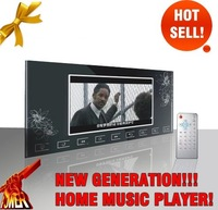 New Generation Home Music Player,Ceiling speaker control,With USB+SI CARD+FM Radio,Promotion Free Shipping!!