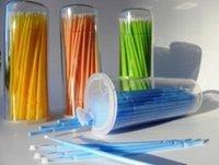 Microfiber Brush for eyelash extensions, 8 bottles per lot