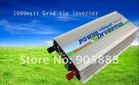 2012 NEW!! 1000W/1KW Grid tie inverter ,Solar Grid tie inverter,DC10.5~28V to AC180V~260V (CP-GTI-1000W)