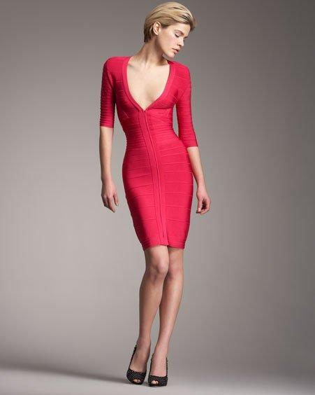 Красивые узкие платья фото