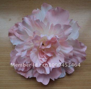 KLS30120B 14cm dia  felt  Peony hair flower  144pcs+ EMS Free shipping hot sale , wedding flower, flower head, home decoration