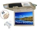 "15.6"" Car DVD player DVD+TV+GAME+FM+IR+USB+SD Flip down DVD player Roof mount DVD player Flip down monitor"
