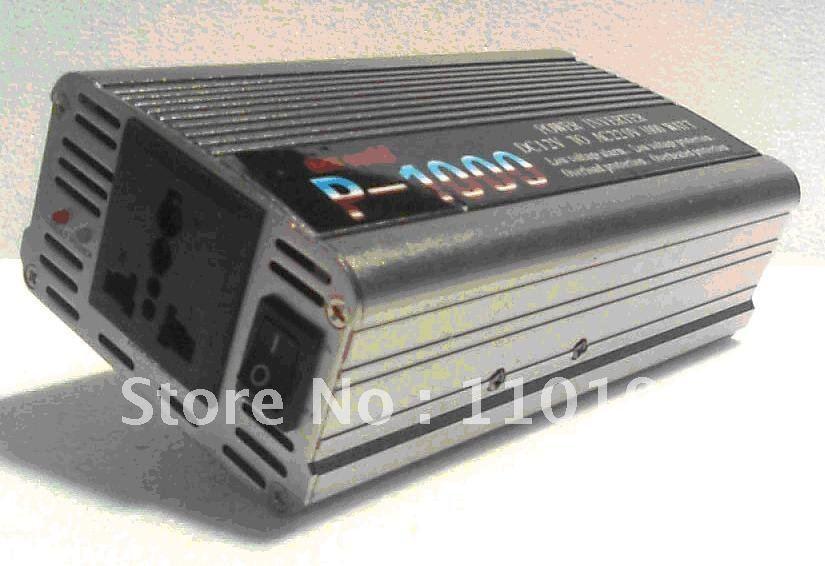 DHL Free Shipping 1000W Power Inverter Modified Sine Wave (P-1000)(China (Mainland))
