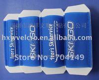 Free shipping Custom logo Nylon Velcro Ski Strap